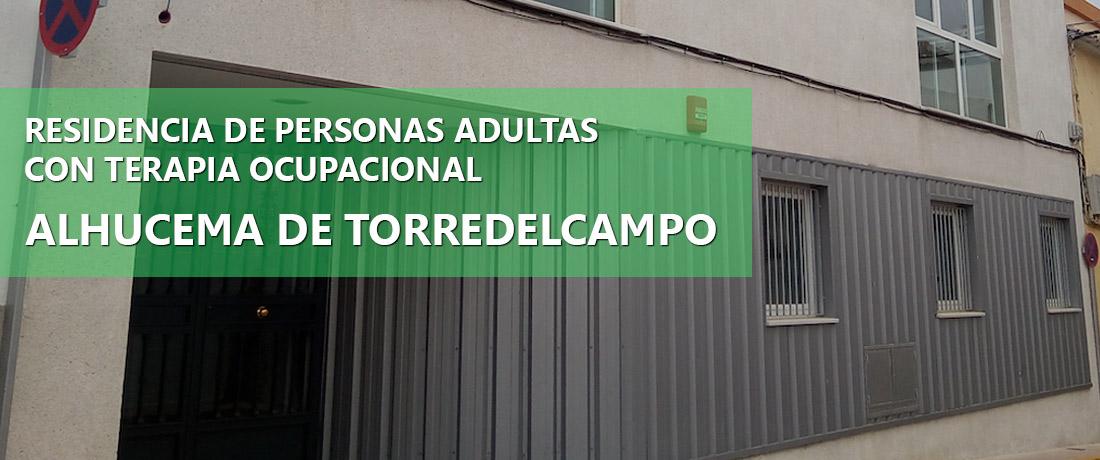 Residencia de Personas Adultas con Terapia Ocupacional Alhucema de Torredelcampo