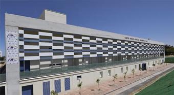Residencia Ilustro Colegio Oficial de Enfermería de Jaén
