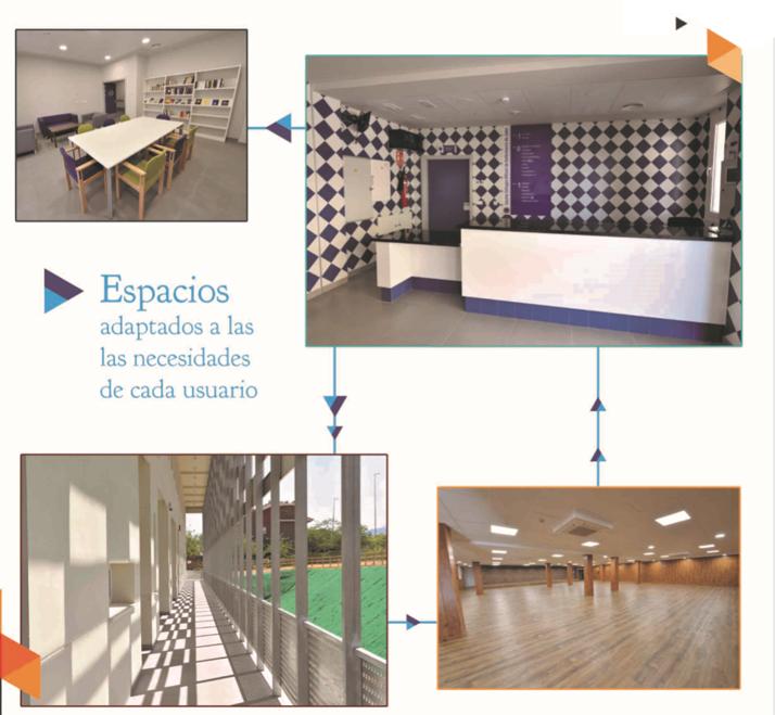 Residencia de Mayores del Ilustre Colegio Oficial de Enfermería de Jaén