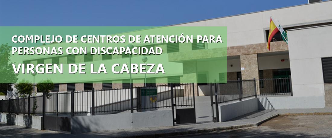 Complejo de Centros de Atención para Personas con Discapacidad: Virgen de la Cabeza